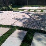 2 x 2 Concrete Tile Patio